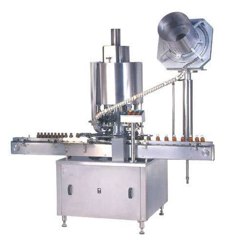 Cap Sealing Machine Manufacturer india